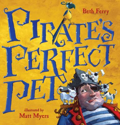 Pirate's Perfect Pet image cover