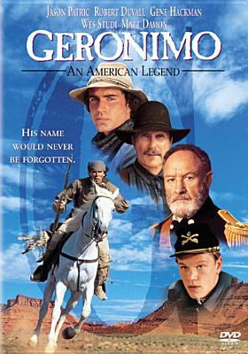 Geronimo: an American Legend  image cover