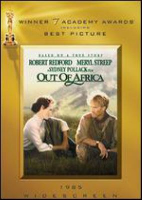 Out of Africa (1985) image cover