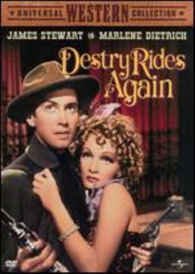 Destry Rides Again image cover