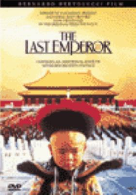 The Last Emperor (1987) image cover