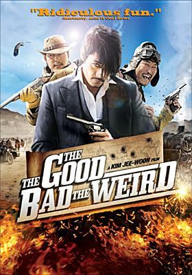 The Good, the Bad, the Weird  image cover