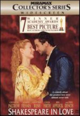 Shakespeare in Love (1998) image cover