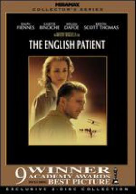 The English Patient (1996) image cover