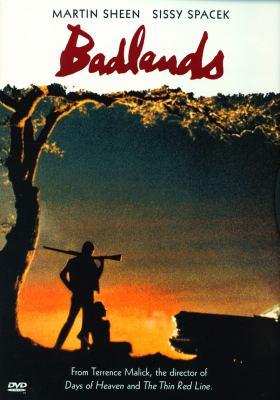Badlands image cover