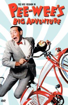 Pee-Wee's Big Adventure image cover