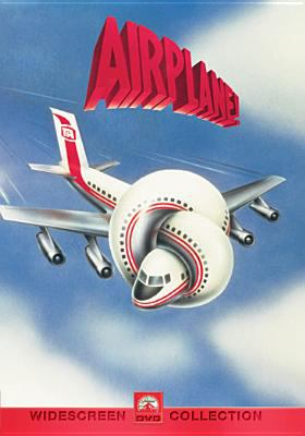 Airplane!  image cover