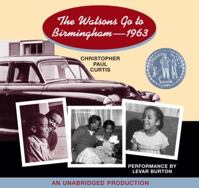 The Watsons Go to Birmingham--1963  image cover