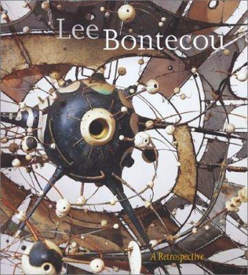 book cover for Lee Bontecou