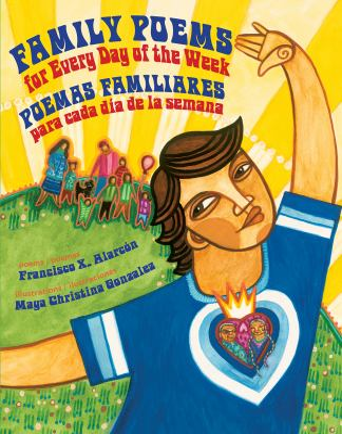 Family poems for every day of the week = Poemas familiares para cada dia de la semana  image cover