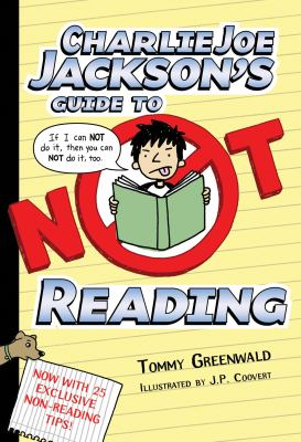 Charlie Joe Jackson's Guide to Not Reading image cover
