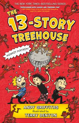 The 13-Story Treehouse image cover