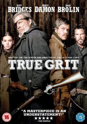 True Grit (2010) image cover