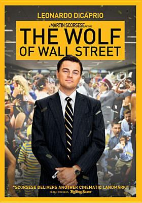 The Wolf of Wall Street image cover