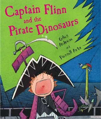 Captain Flinn and the Pirate Dinosaurs image cover