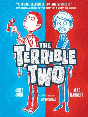 The Terrible Two image cover