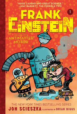 Frank Einstein and the Antimatter Motor image cover