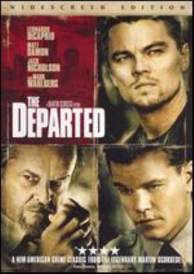 The Departed (2006) image cover