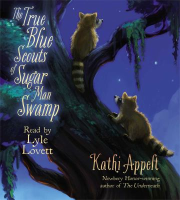 The True Blue Scouts of Sugar Man Swamp image cover