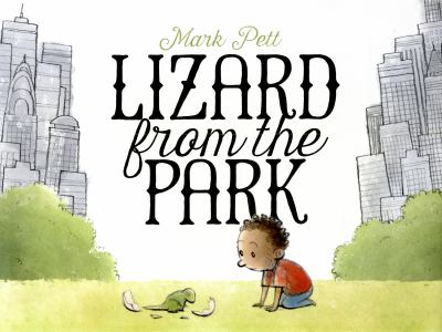 Lizard from the Park image cover