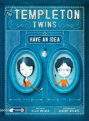 The Templeton Twins Have an Idea image cover