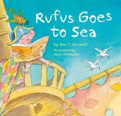 Rufus Goes to Sea image cover