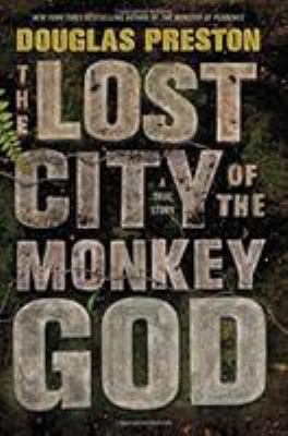 The Lost City of the Monkey God  image cover