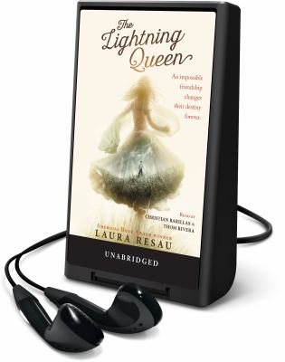 The Lightning Queen image cover