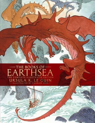 The Books of Earthsea  image cover