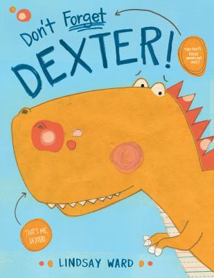 Don't Forget Dexter! image cover