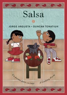 Salsa, un poema para cocinar = Salsa, a cooking poem  image cover
