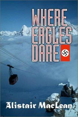 Where Eagles Dare  image cover