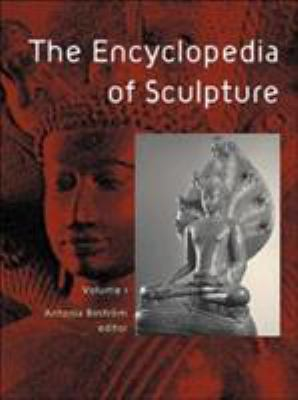 book cover for Encyclopedia of Sculpture
