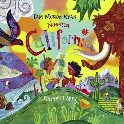 Nuestra California  image cover