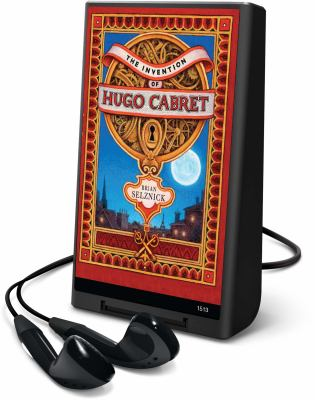 The Invention of Hugo Cabret image cover