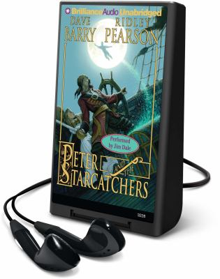 Peter and the Starcatchers image cover