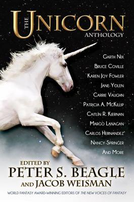 The Unicorn Anthology  image cover