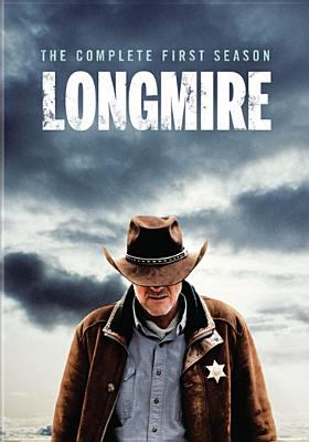 Longmire. The complete first season image cover
