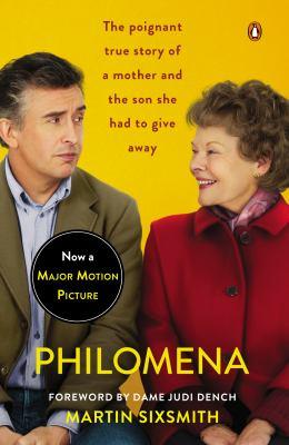 book cover for Philomena