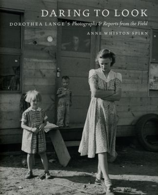 book cover for Daring To Look