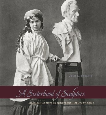 book cover for A Sisterhood of Sculptors