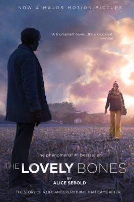 book cover for Lovely Bones