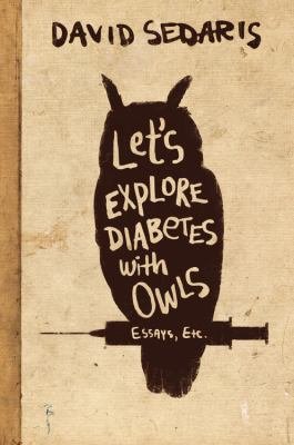 book cover for Let's Explore Diabetes with Owls