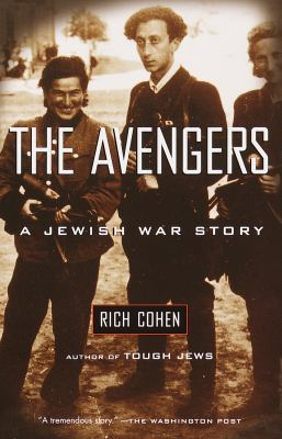 book cover for The Avengers