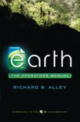 book cover for Earth