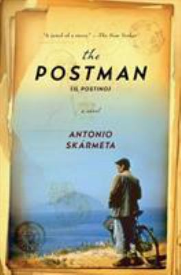 book cover for The Postman