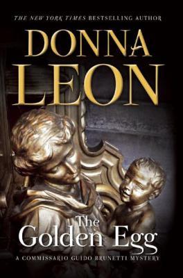 book cover for Golden Egg