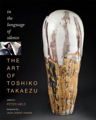 book cover for The Art of Toshiko Takezu