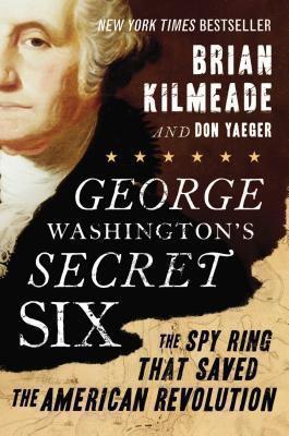 book cover for George Washington's Secret Six