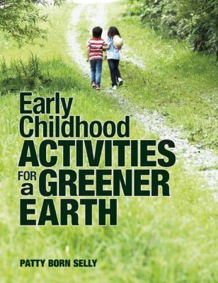 book cover for Early Childhood Activities for a Greener Earth